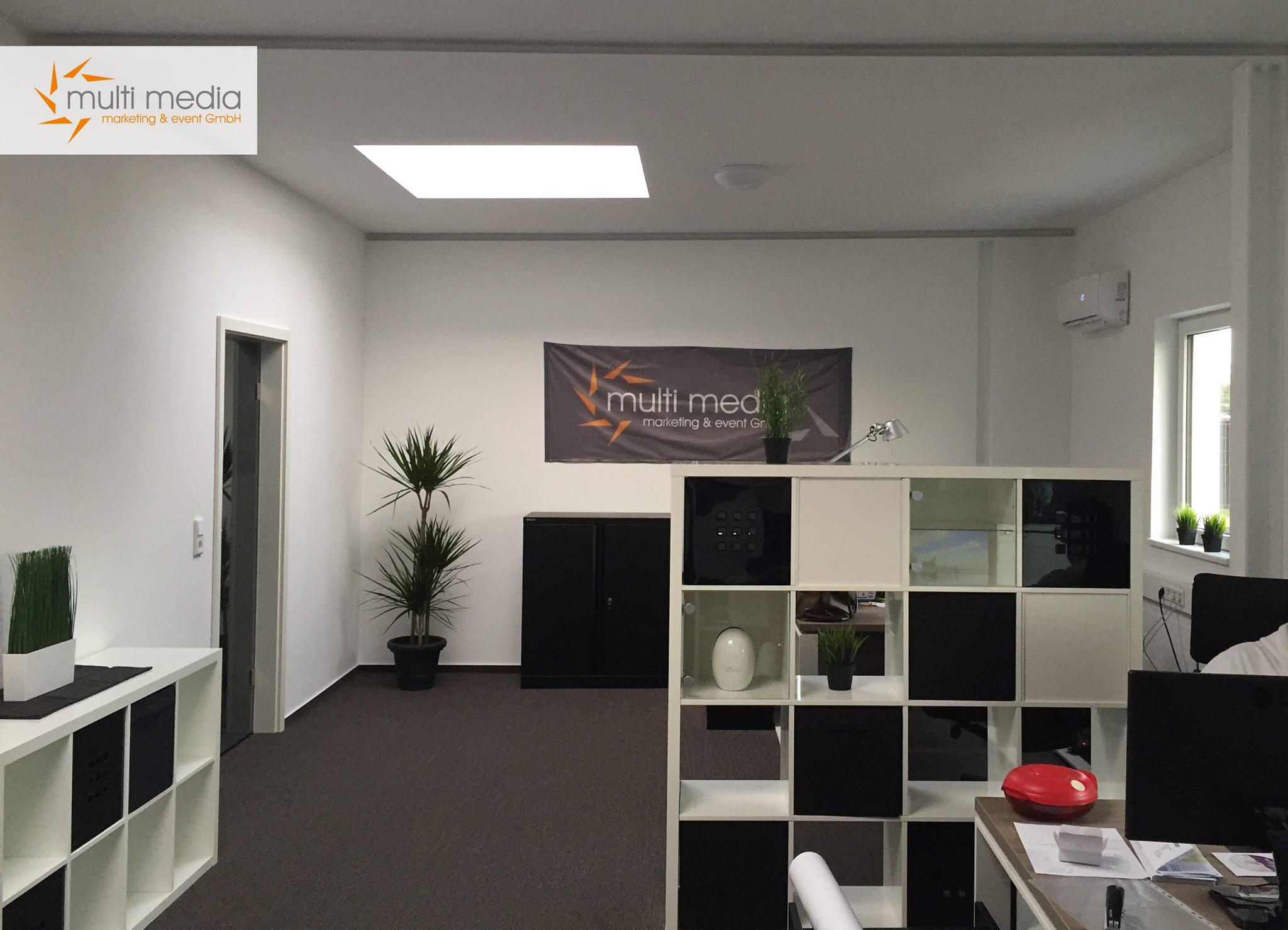 Neue Büros