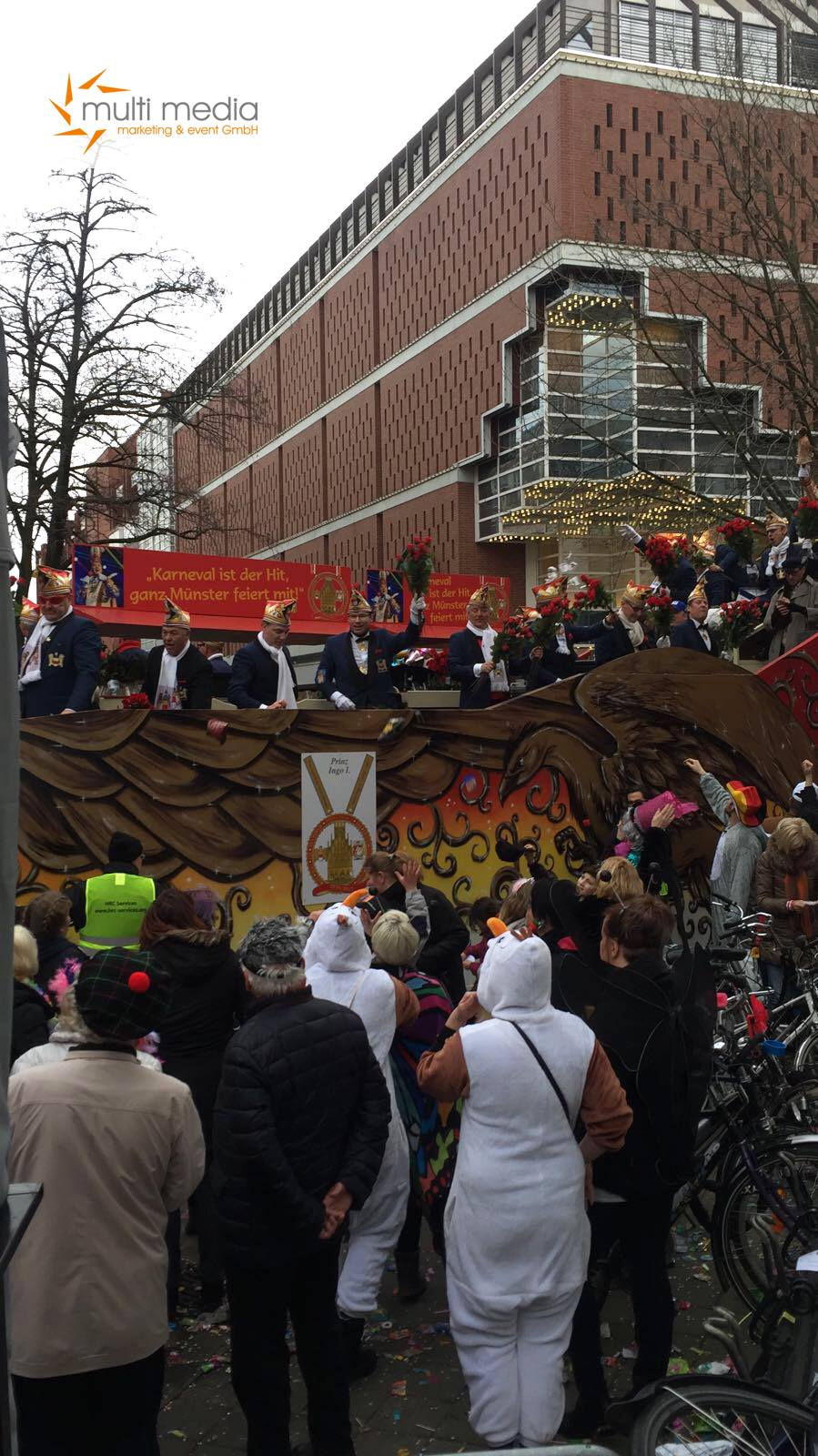 Karneval in Münster