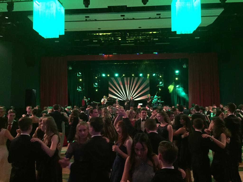 Abschlussbälle Tanzschule Hull