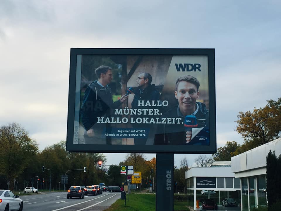 WDR Werbekampagne
