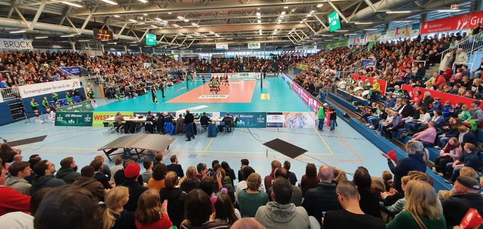 1. Bundesliga Damen Volleyball
