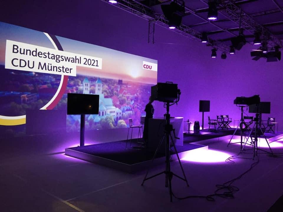 CDU Livestream